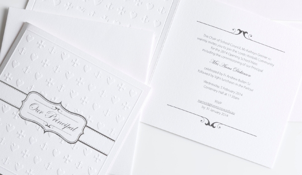 corporate invitations sydney